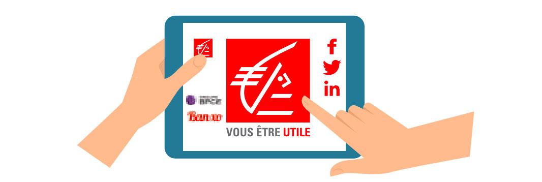 Votre banque est présente sur les réseaux sociaux