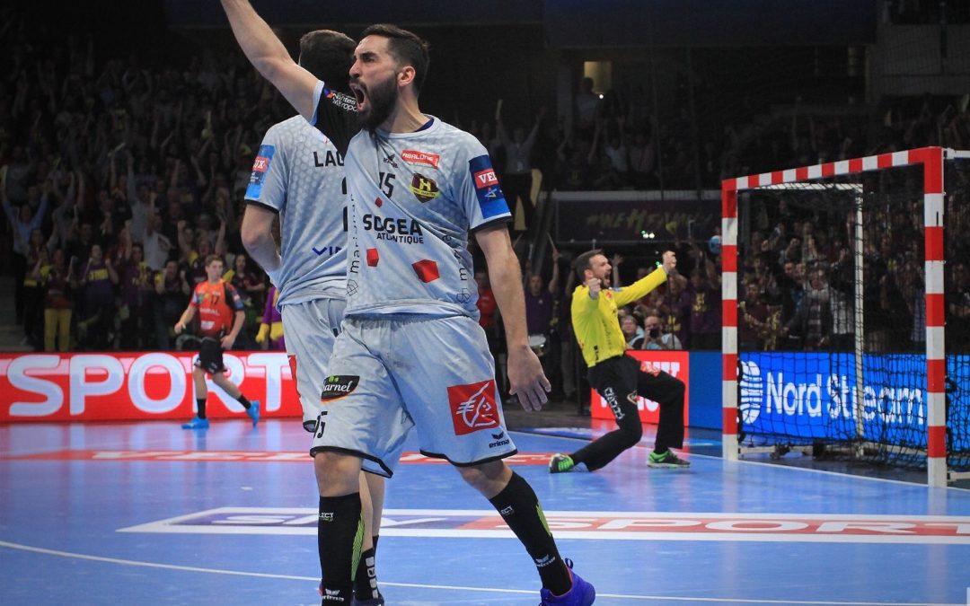 Le HBC Nantes file en 1/4 de la Ligue des Champions !