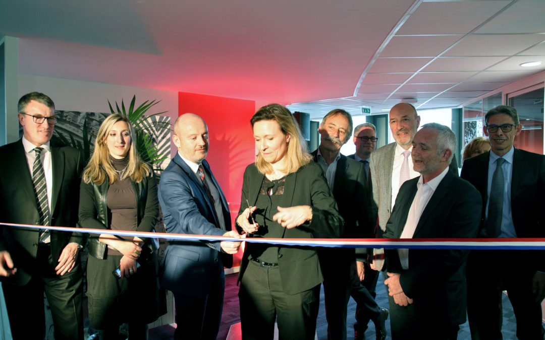 La banque digitale de la Caisse d'Épargne s'installe au Delta Green