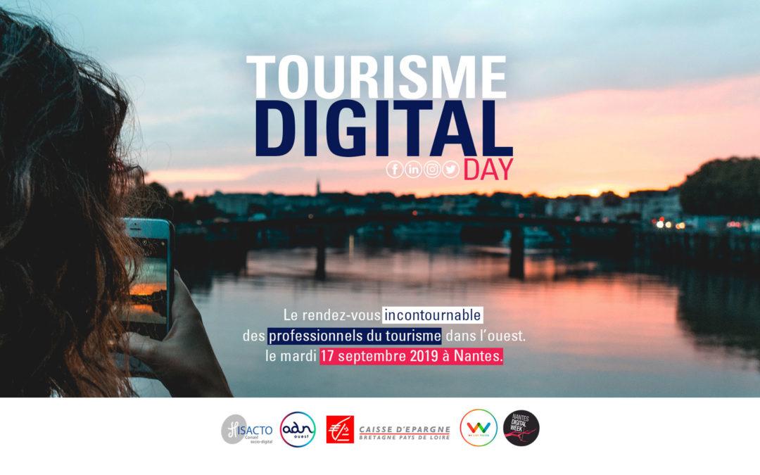 Tourisme Digital Day, le RDV des pros du tourisme !