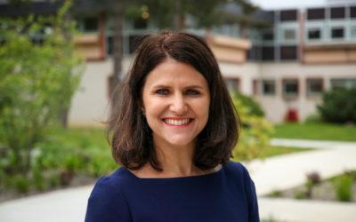 Marie Namias, nouvelle membre du directoire de la Caisse d'Epargne Bretagne Pays de Loire
