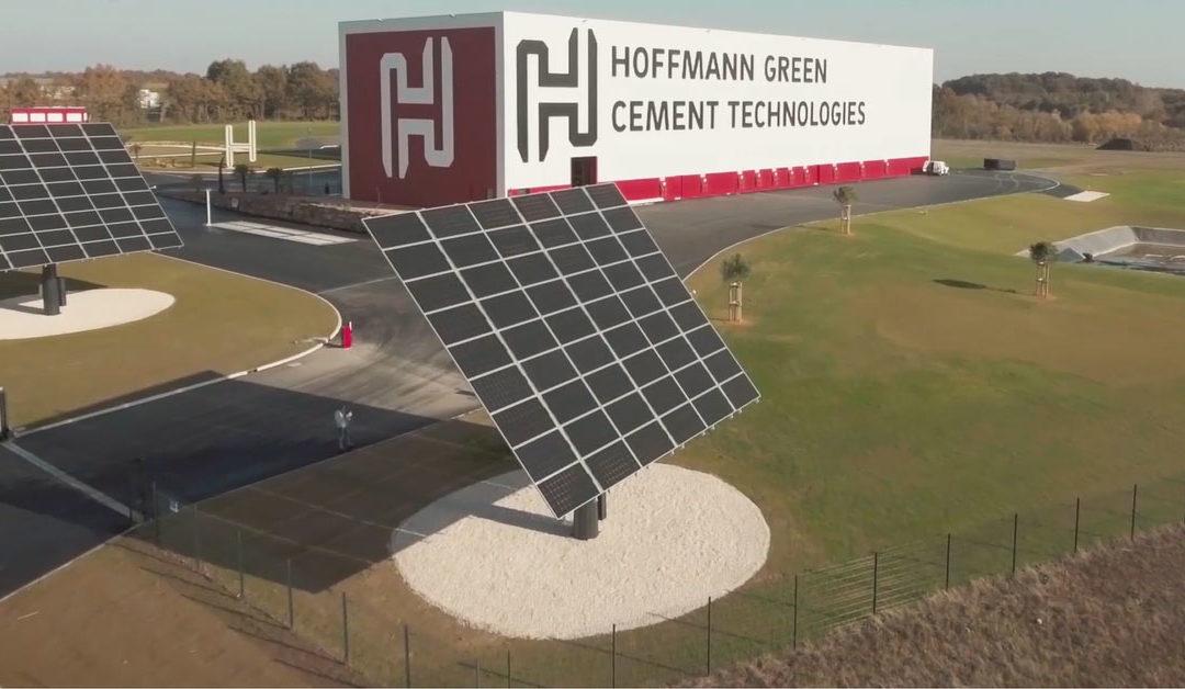 Pause Utile avec Hoffmann Green Cement Technologies