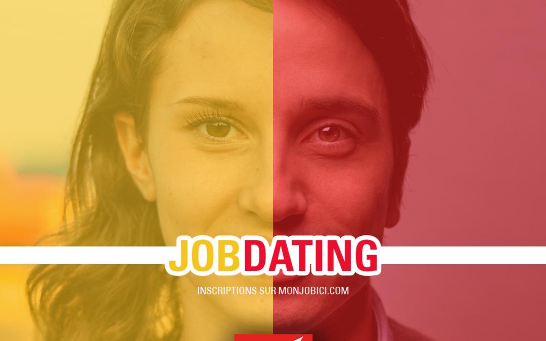 En septembre c'est… #JobDating !