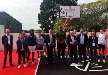 La Caisse d'Epargne Bretagne Pays de Loire annonce une première série d'initiatives majeures dans l'économie du sport !