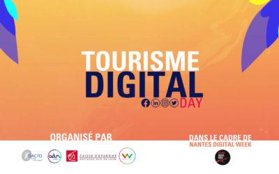 TOURISME DIGITAL DAY, l'événement dédié aux professionnels du tourisme
