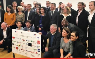 La  Caisse d'Epargne Bretagne Pays de Loire s'engage dans la démarche #PAQTE !
