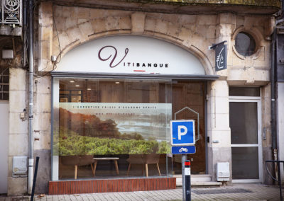 Agence Vitibanque à Saumur